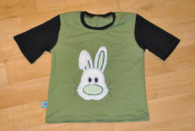 T-Shirt-Minchen