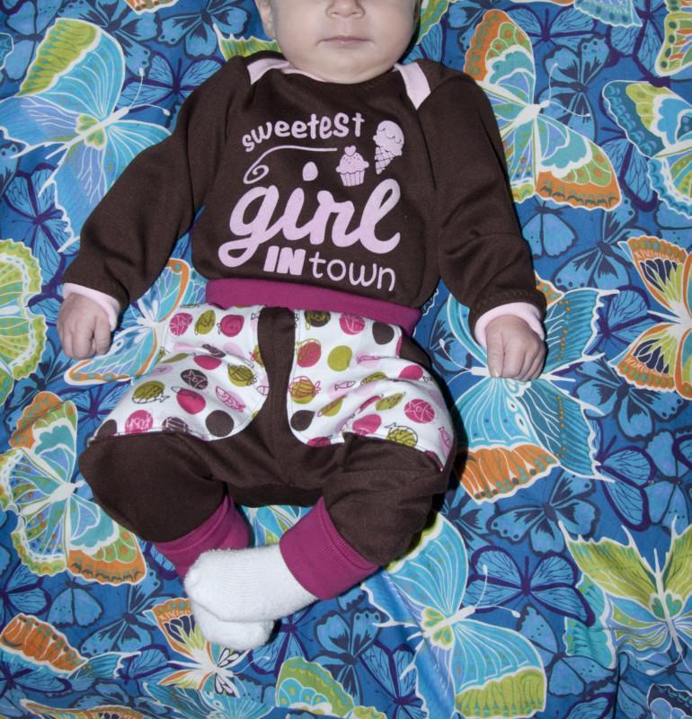 Babykombi-Braun-Pink-20